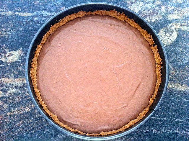 Chocolate Cheese Cake Ready to Bake