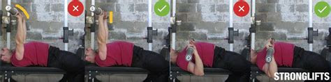 bench press  proper form  definitive guide