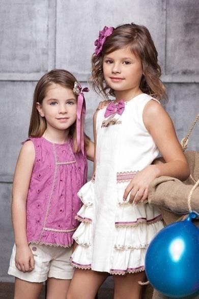 Pompón moda infantil  Kauli
