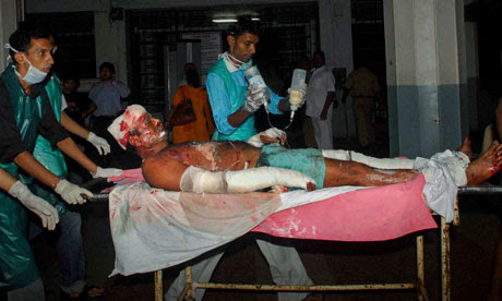 Bomb Attacks in Mumbai