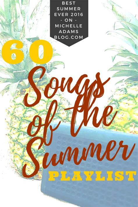 Best Summer Ever Songs of the Summer Beach Playlist