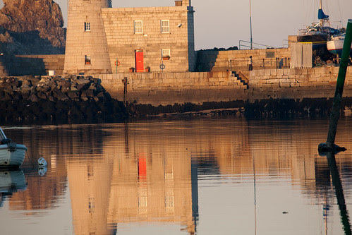 Howth Harbour by infomatique