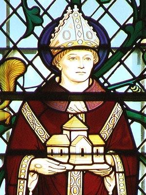 Saint Oswald, Evêque de Worcester puis d'York († 992)