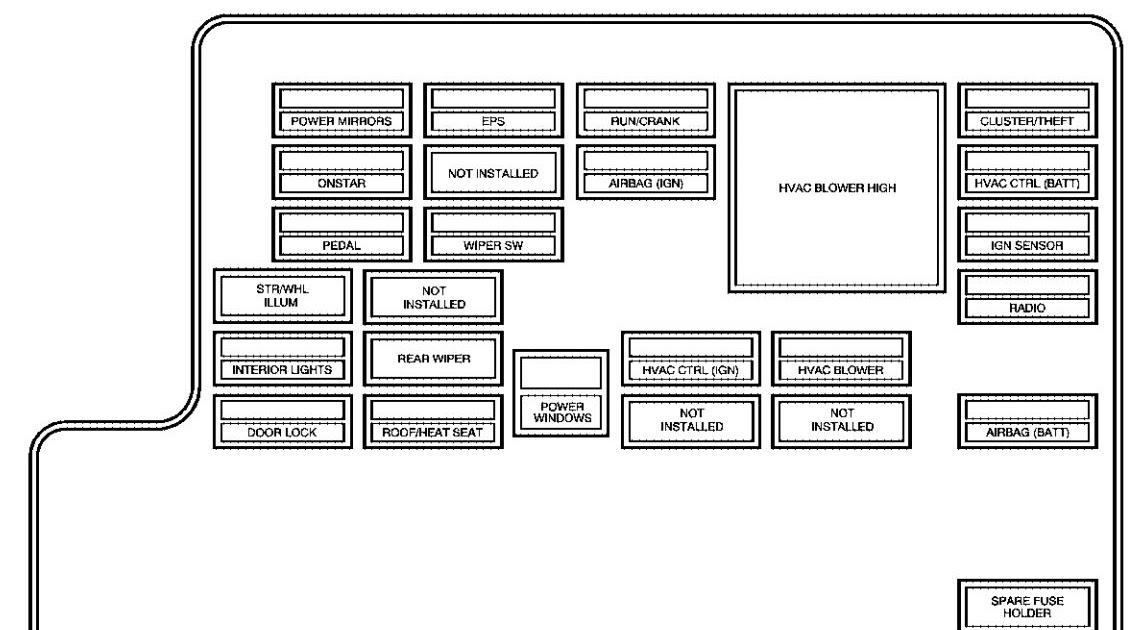 2005 Toyota Highlander Wiring Diagram Dome Light Database ...