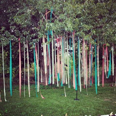 Best 25  Outdoor tree decorations ideas on Pinterest