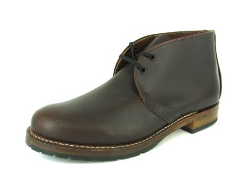 Men's Red Wing Heritage Beckman Chukka Brown 09017