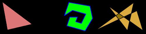 Polígono – Definición de Polígono, Concepto de Polígono, Significado de Polígono
