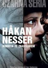 """Hakan Nesser """"Kobieta ze znamieniem"""""""