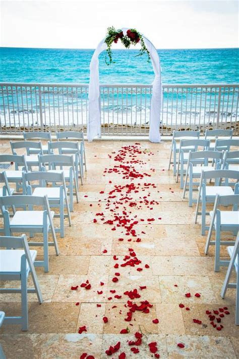 Marco Polo Beach Resort   Miami Weddings