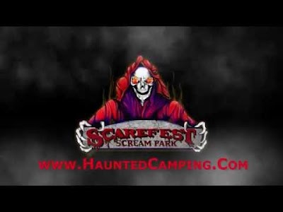 Can You Survive 13 Terrifying Hours of Overnight Camping at Scarefest Scream Park?