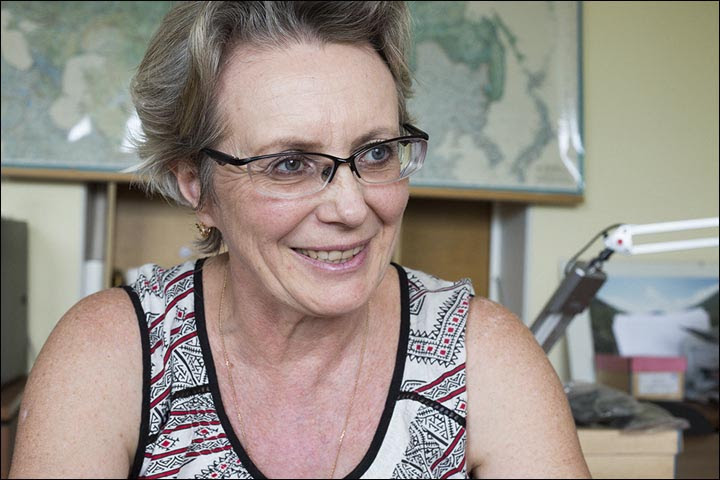 Dr Lyudmila Lbova