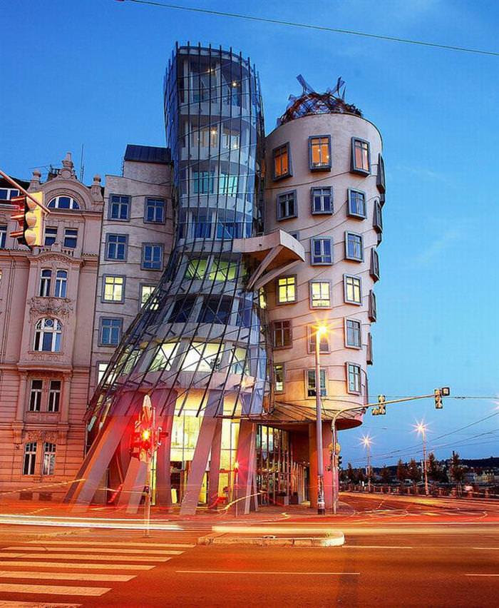 15 Buildings That Will Leave You Feeling a Bit Tipsy!