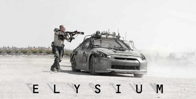 تقييم فيلم الخيال العلمي Elysium