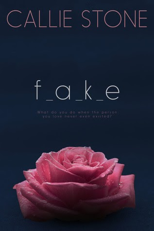 Currently Reading: f_a_k_e by Callie Stone