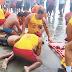 Tragedia: Rayo mata a 4 personas en una playa