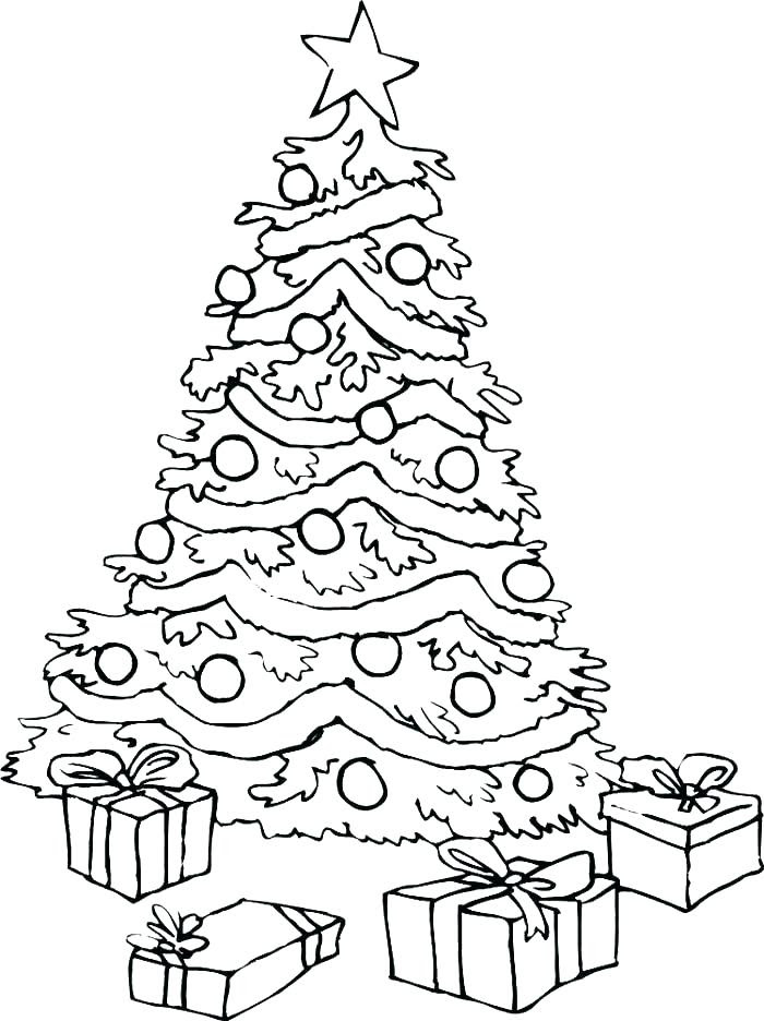 Big Tree Coloring Pages at GetColorings.com | Free ...
