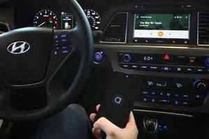 Google to focus on cars with next Android version