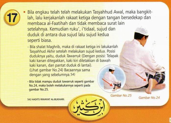 Sifat Shalat Nabi | Madzhab-ku Ahlul Hadits