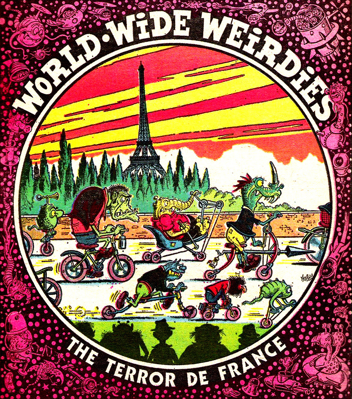 Ken Reid - World Wide Weirdies 34