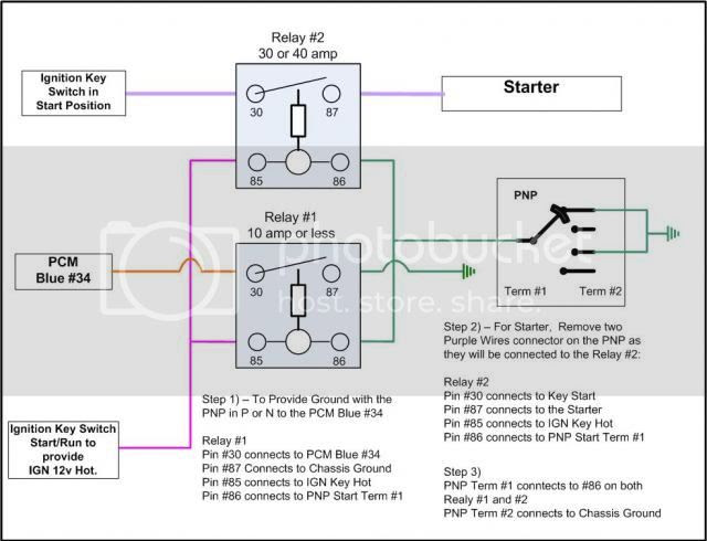 34 4l60e Neutral Safety Switch Wiring Diagram