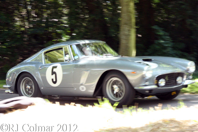 Ferrari 250 GT SWB Berlinetta Competizione, Goodwood Festival of Speed