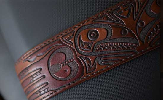 crafted leather   Casey Gunschel   Tacky Harper's Cryptic Clues