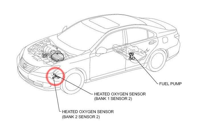 2004 Lexus Es330 Engine Diagram