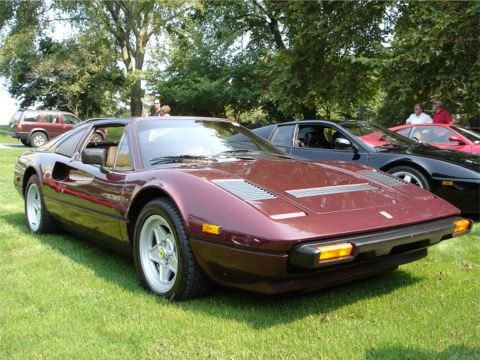 1984 Ferrari 308 Gts Qv Ferrarichat
