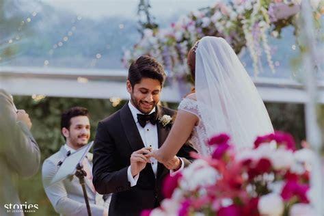 Samantha Ruth Prabhu, Naga Chaitanya Christian wedding
