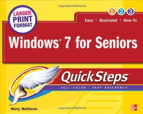[PDF] Windows 7 for Seniors QuickSteps Free Download
