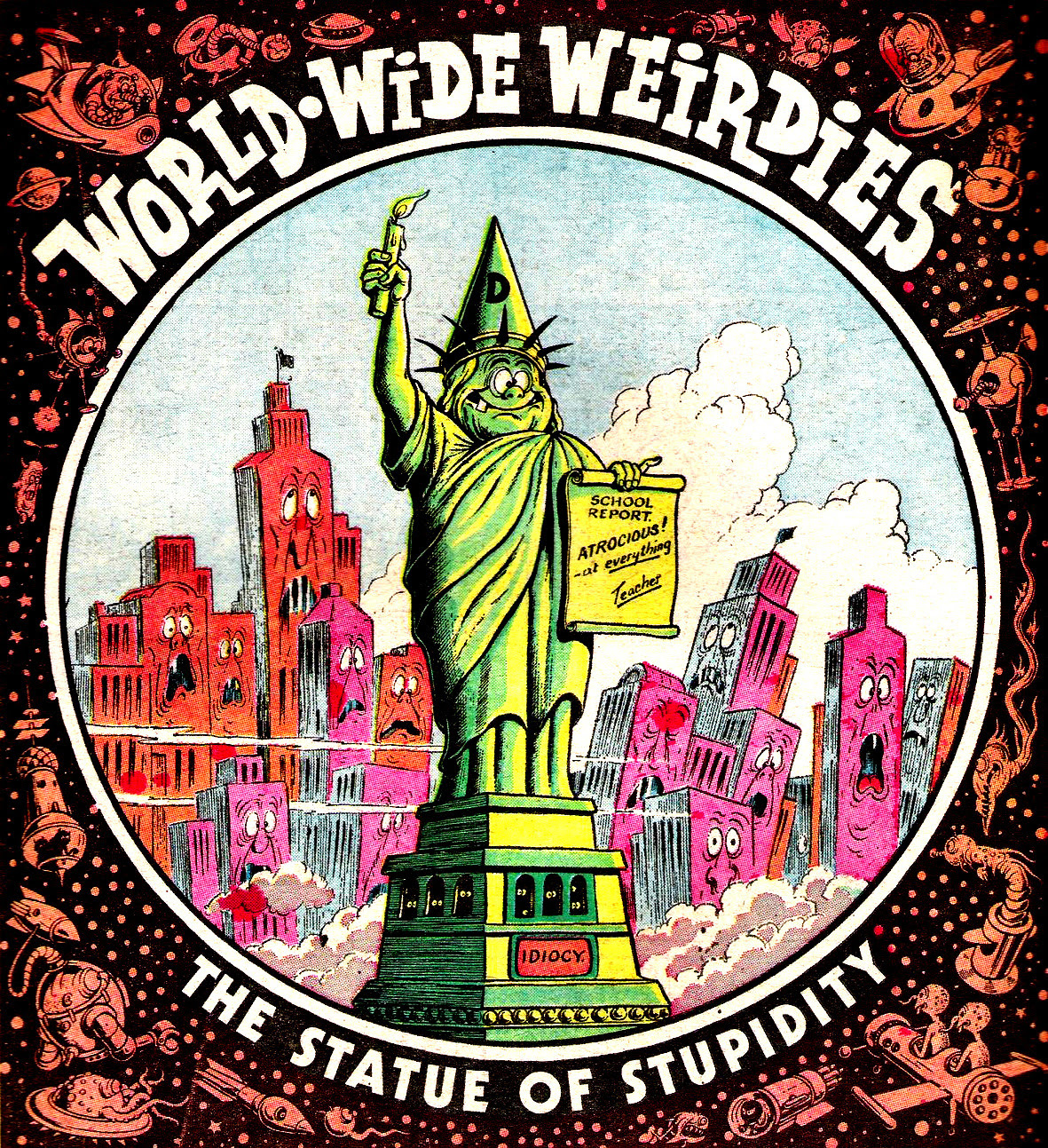 Ken Reid - World Wide Weirdies 67