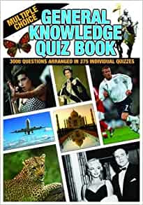 Multiple Choice General Knowledge Quiz Book: Amazon.co.uk ...