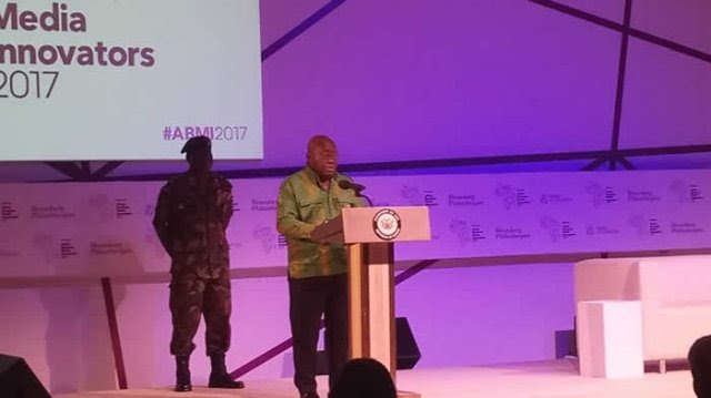 African Journalists Must Change Image of Africa - Nana Addo