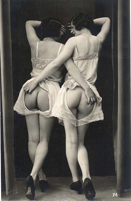 vintagemarlene:  ready for that spanking