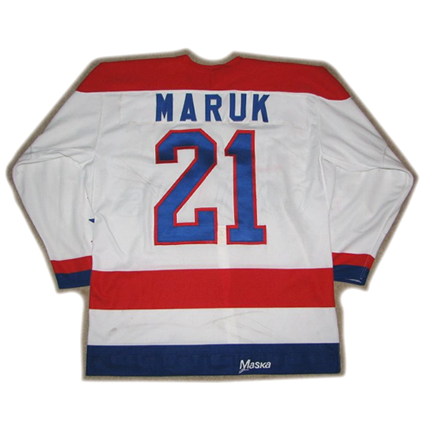 Washington Capitals 80-81 jersey
