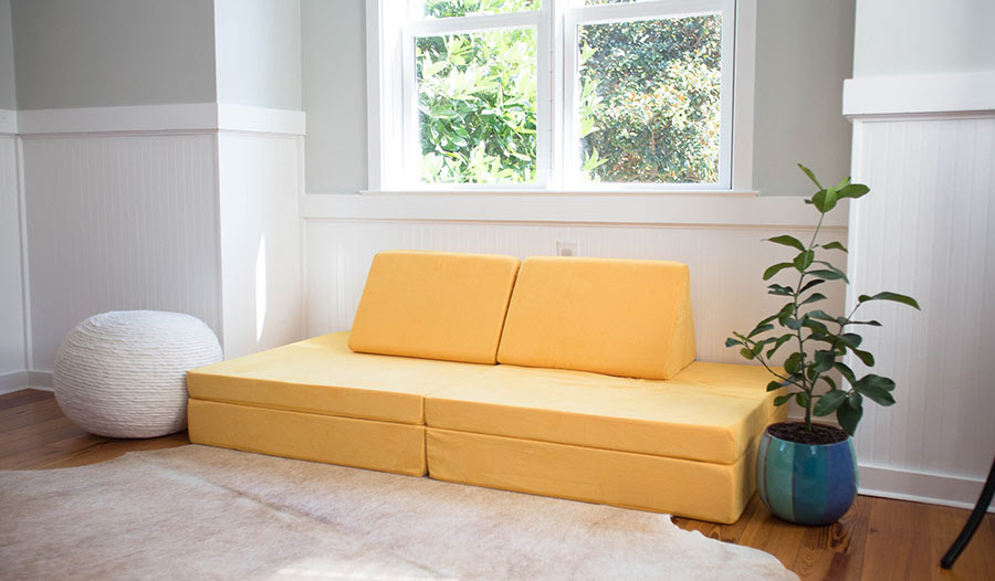The Nugget Kids Couch