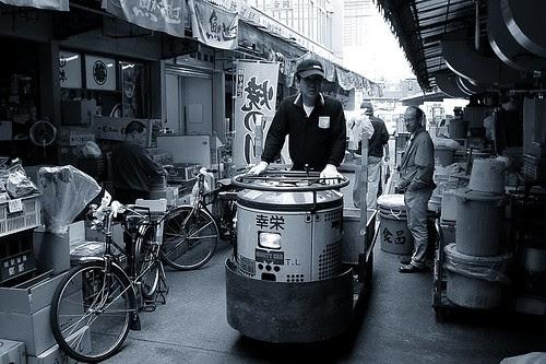Tsukiji Uoichiba 1