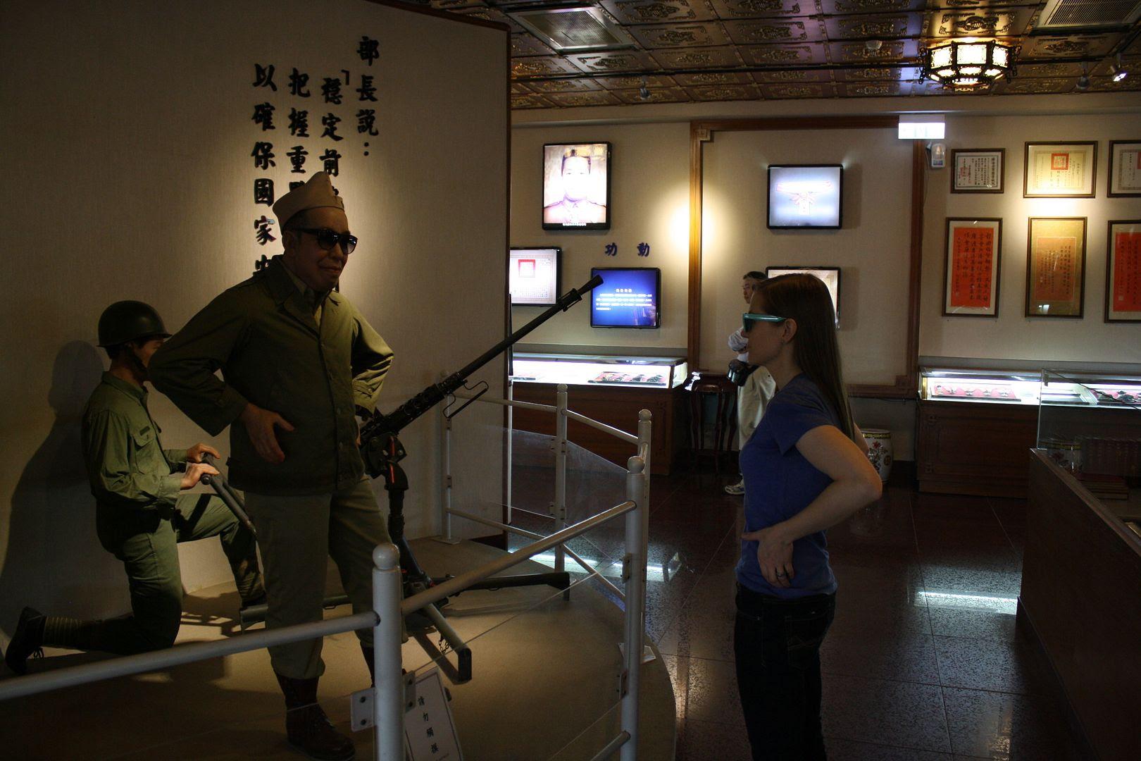 Yu Da Wei Xian Sheng Museum--Famous Kinmen Battle Strategist