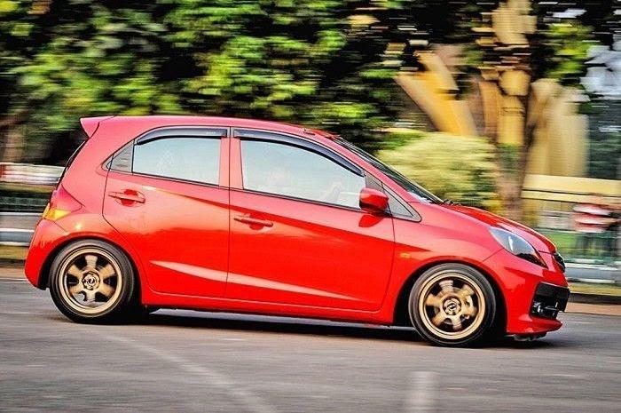 Modifikasi Honda Brio Satya E Cvt - Satu Huruf d