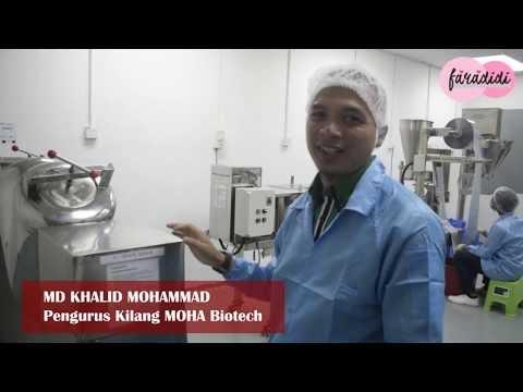 Jom Terjah Kilang MOHA Biotech