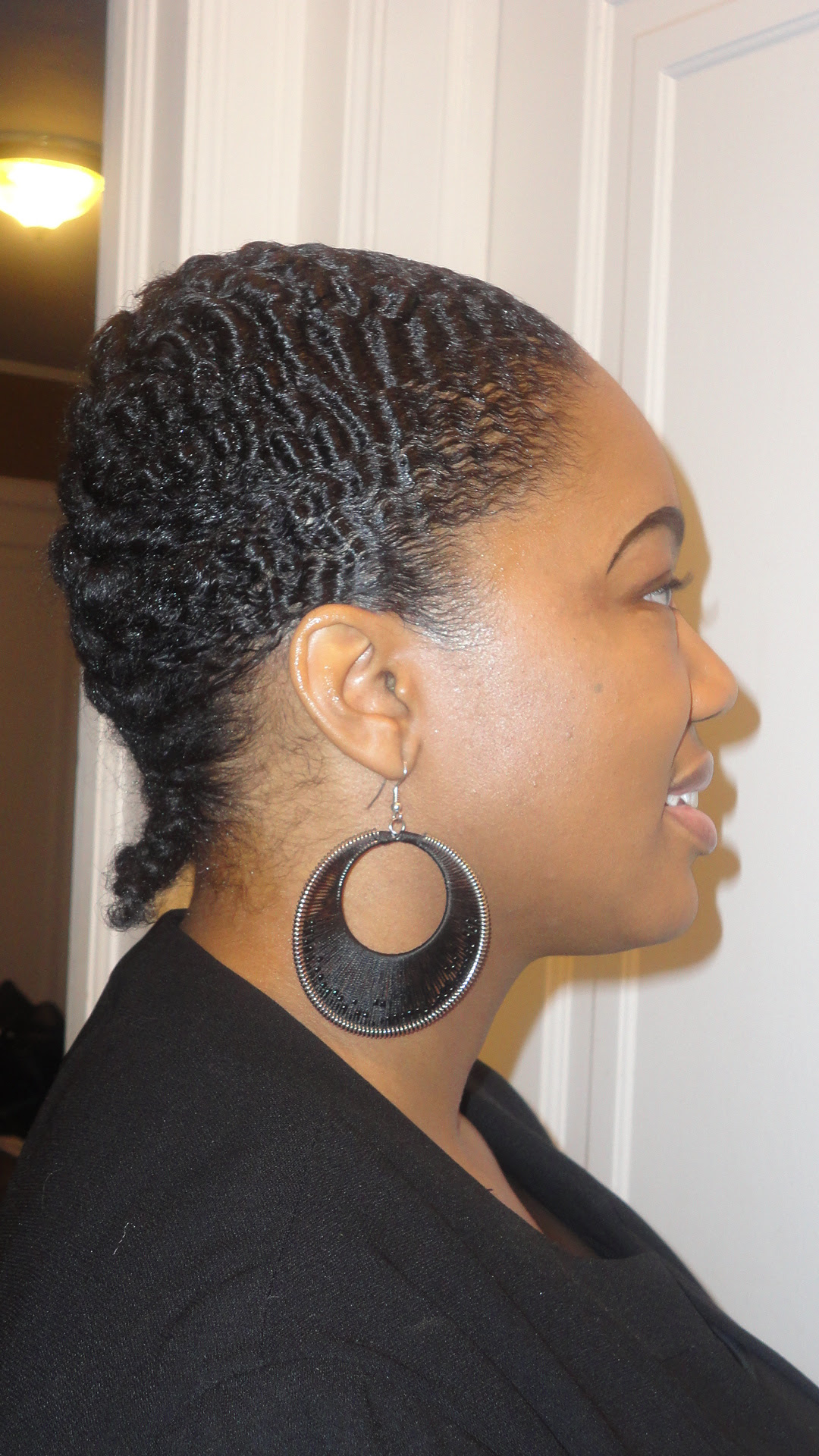 french braids on two year old natural hair - thirstyroots ...