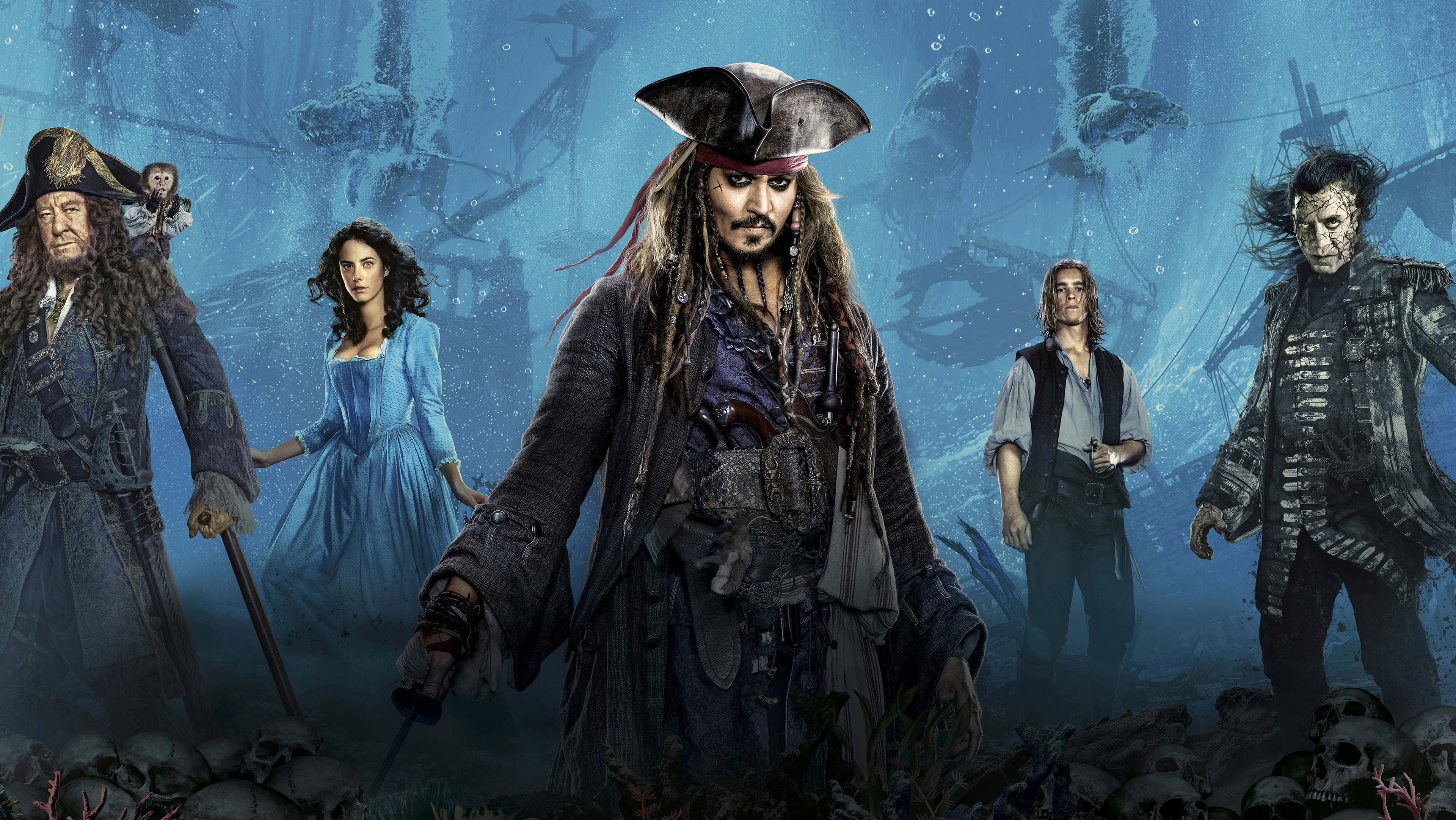 Review: Pirates of the Caribbean: Dead Men Tell No Tales screenshot