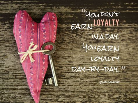 loyalty quotes   healthy relationship
