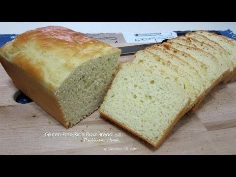Glutten Free Bread with Psyllium