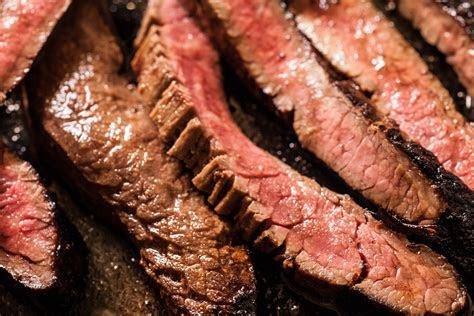 easy seared flank steak recipe chowhound