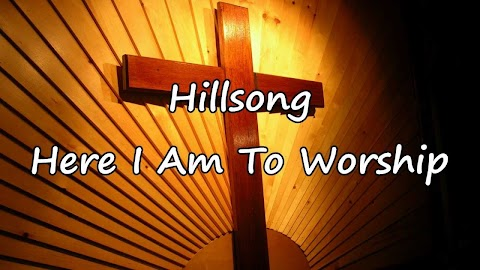Lyrics To Here I Am To Worship By Hillsong