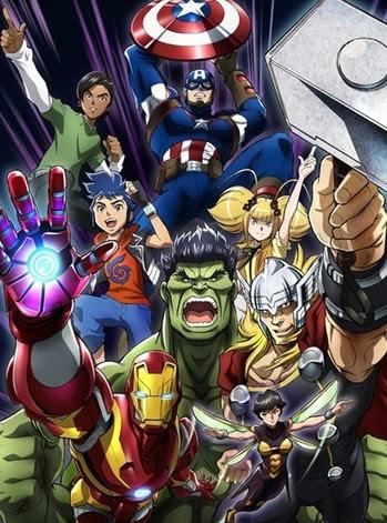 Serie Anime para debutar este verano!