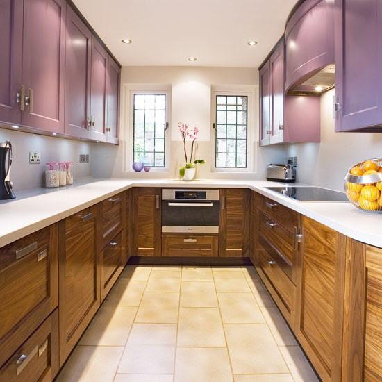 Tall wall units   Small kitchen design   housetohome.