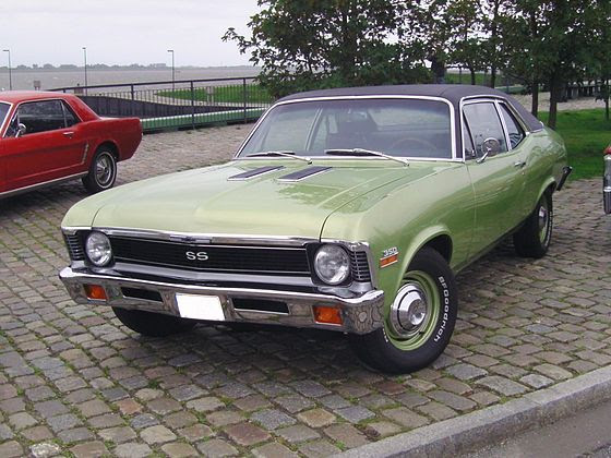 1968 Chevelle Ss Tac