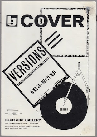 Cover Versions - an exhibition of recent record covers